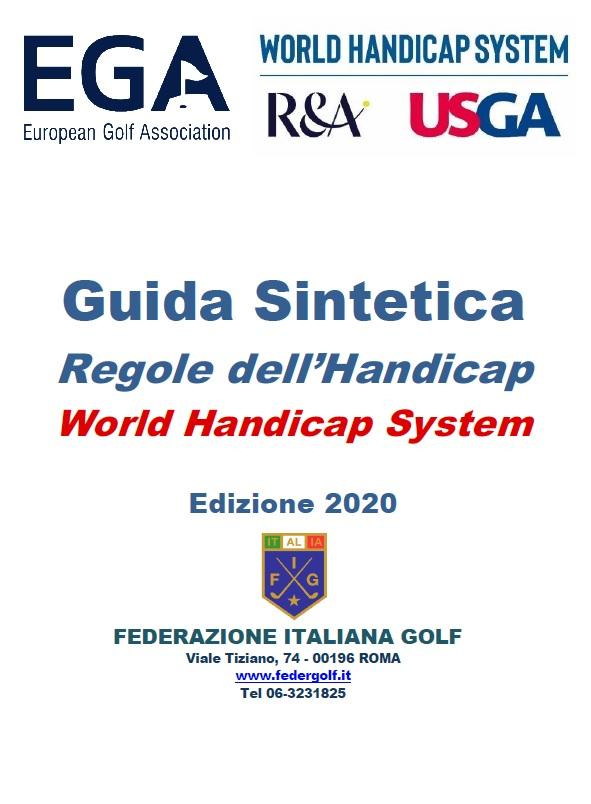 Guida Sintetica  Regole dell'Handicap World Handicap System